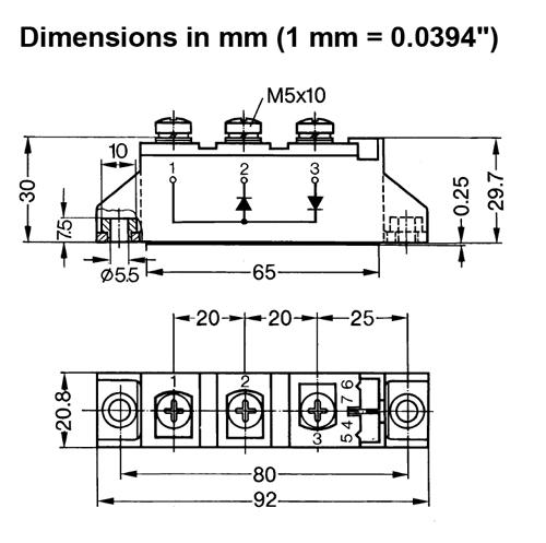 MDD 44 ixys