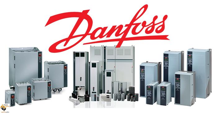 معرفی شرکت Danfoss